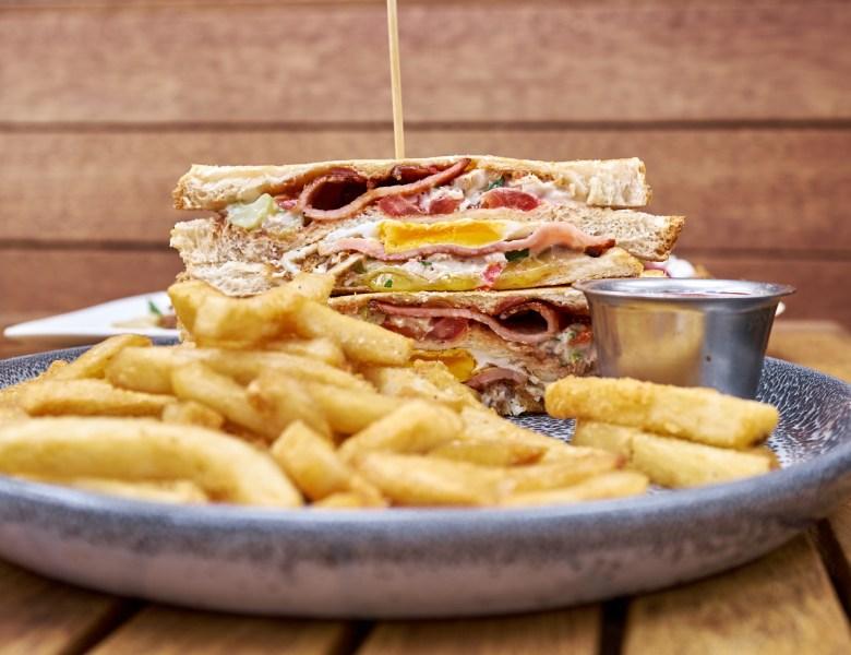Club Sandwich- Fergus - Malvern East - Suzie Scribbles