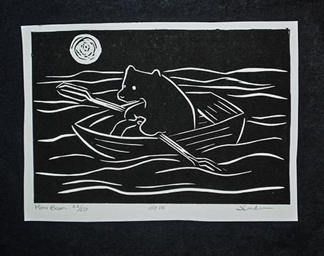 Row Bear-p