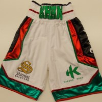 Harry Khan Boxing Shorts & Ring Jacket
