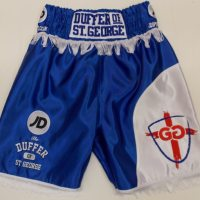 George Groves v Carl Froch 2 Boxing Shorts & Ring Jacket