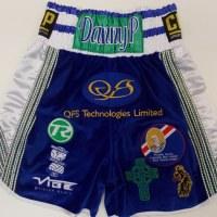 Frankie Gavin Velvet Custom Boxing Ringwear
