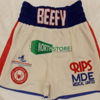 Liam Beefy Smith Custom Boxing Ringwear