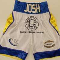 Josh Warrington Boxing Trunk