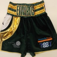 Charlie Edwards Pro Debut Ringwear