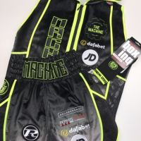 Anthony Fowler Boxing Ring Wear