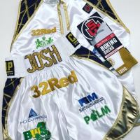 Josh Warrington Boxing Ring Wear