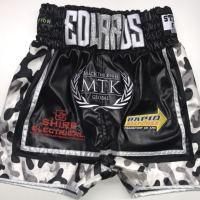 Sunny Edwards Black Boxing Shorts