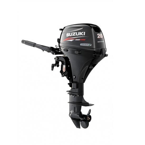 Мотор лодочный Suzuki DF20AES/AEL Image