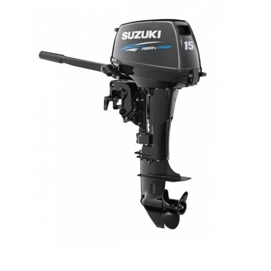 Мотор лодочный Suzuki DT15AS/AL Image