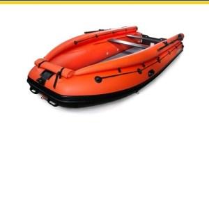 Лодка ПВХ СОЛАР-420 Стрела Jet Expedition (Оранжевый) Image