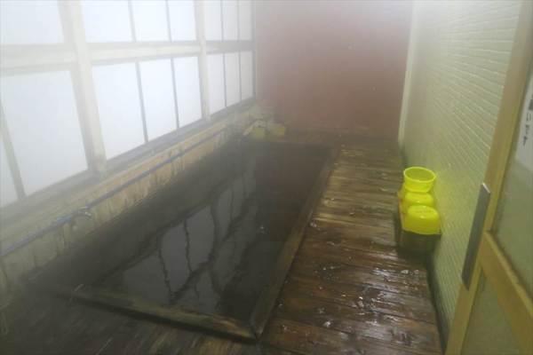 渋温泉 外湯 六番湯 目洗いの湯