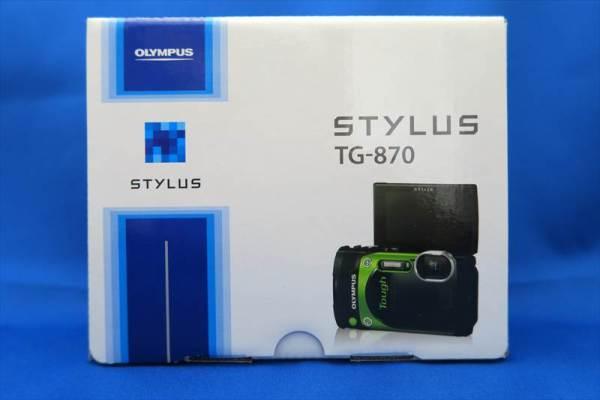 OLYMPUS「STYLUS TG-870 Tough」