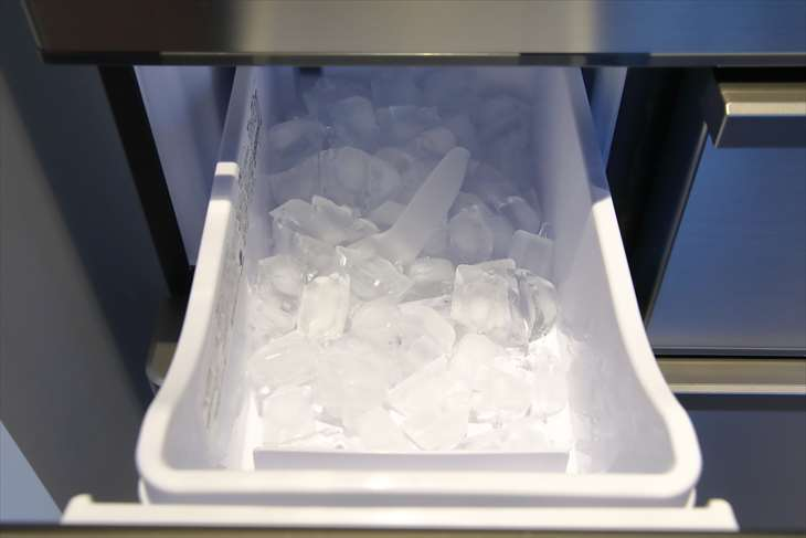 札幌 GOEN 冷蔵庫