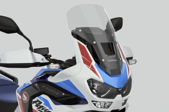 Honda Africa Twin 2022 model range