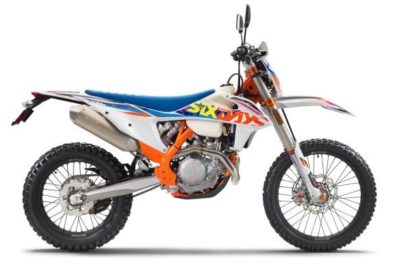 2022 KTM 500 EXC-F Six days: RRP