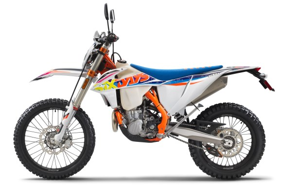 2022 KTM 500 EXC-F Six days to sell