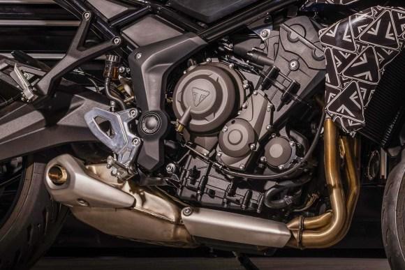 2022 Triumph Tiger 660 Sport Prototype: Technical data