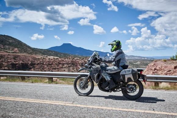 2022 Kawasaki KLR650 Adventure Test: Road test