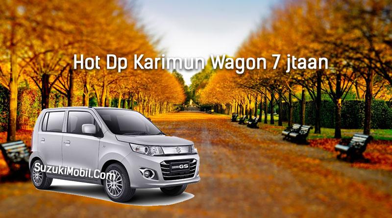 Karimun Wagon R dp 7 juta