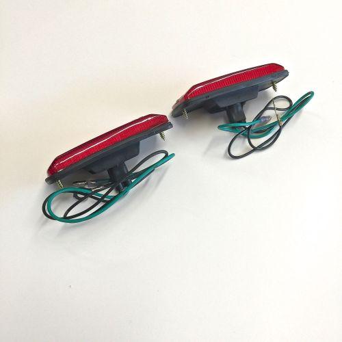 OEM-Brake-Light-Tail-Turn-Side-Marker-Lights-Suzuki-Samurai-86-95-ATLGA-302609021150-3