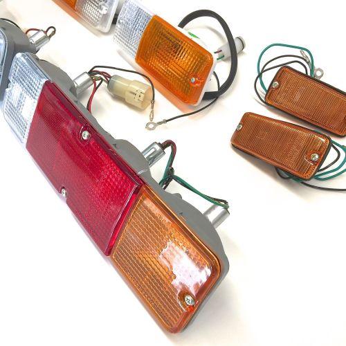 OEM-Brake-Lights-Tail-Turn-Side-Marker-Lights-Suzuki-Samurai-86-95-302622890374-2