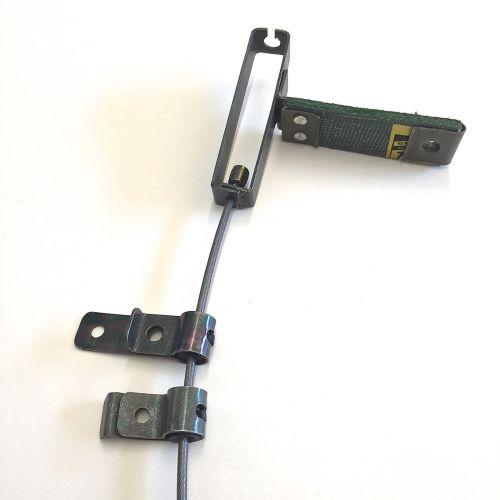 Emergency-Parking-Brake-Cable-2-SJ410-SJ413-Suzuki-Samurai-86-95-302632203195-3