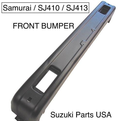 FRONT-BUMPER-Bar-OEMSGP-Suzuki-Samurai-86-95-ATLGA-292452209438