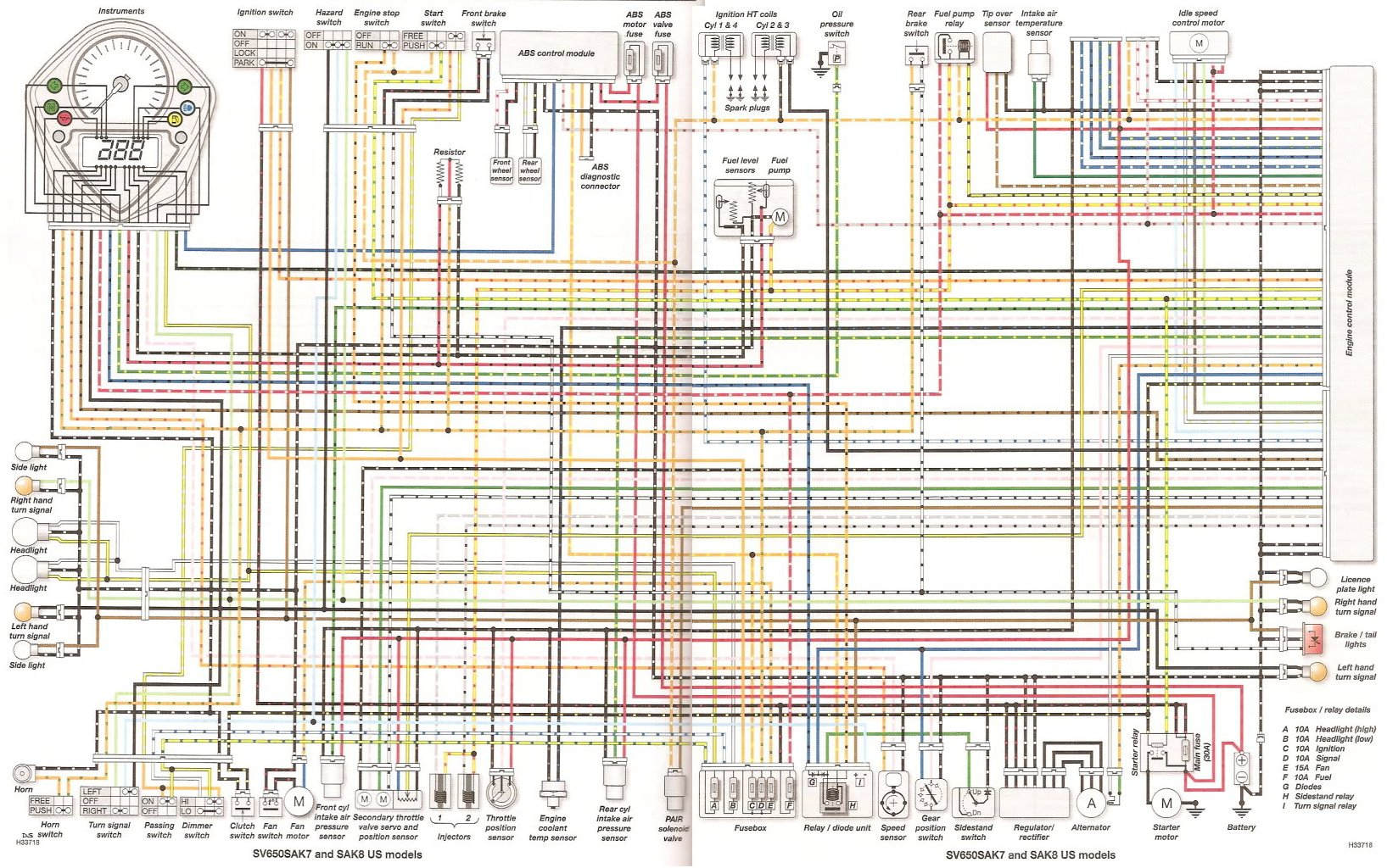 2004 gsxr 1000 wiring diagram gsxr 1000 piston wiring