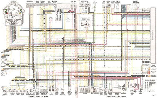 Fantastic 2006 Gsxr 1000 Wiring Diagram Pictures Inspiration ...