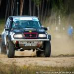 Suzuki Vitara Rally – MGR z RPPST 2014 i 2015