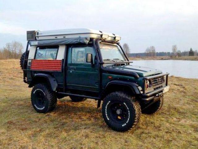 Wyprawowy Suzuki Samurai Diesel Long by Franc
