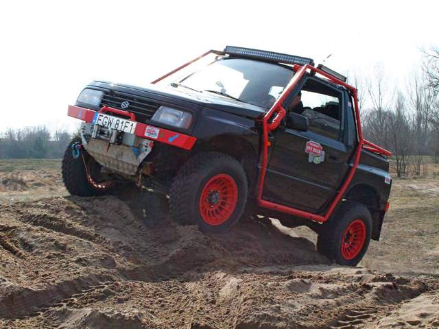 Suzuki Vitara Marcina