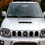 """Suzuki Jimny – terenowy """"Bąbel"""" Kasi"""