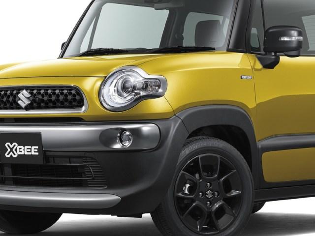 Suzuki XBEE debiutuje w Japonii