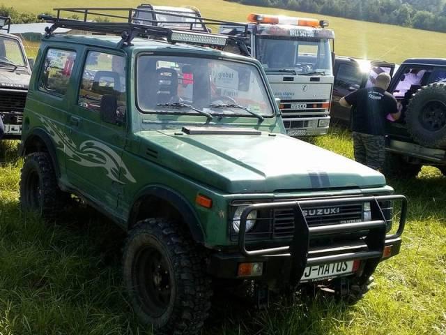 Suzuki Santana SJ413 ze Słowacji