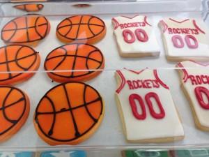 rockets cookies