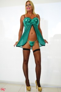 South Florida Escort | Miami-Fort Lauderdale | Sexy Blonde GFE - Upscale Private Incale - Green Lingerie, Roleplay, Reviews, TER, Preferred411