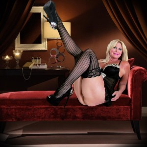 South Florida Escort   Miami-Fort Lauderdale   Sexy MILF Maid - Black Lingerie - Big Boobs - Full Service