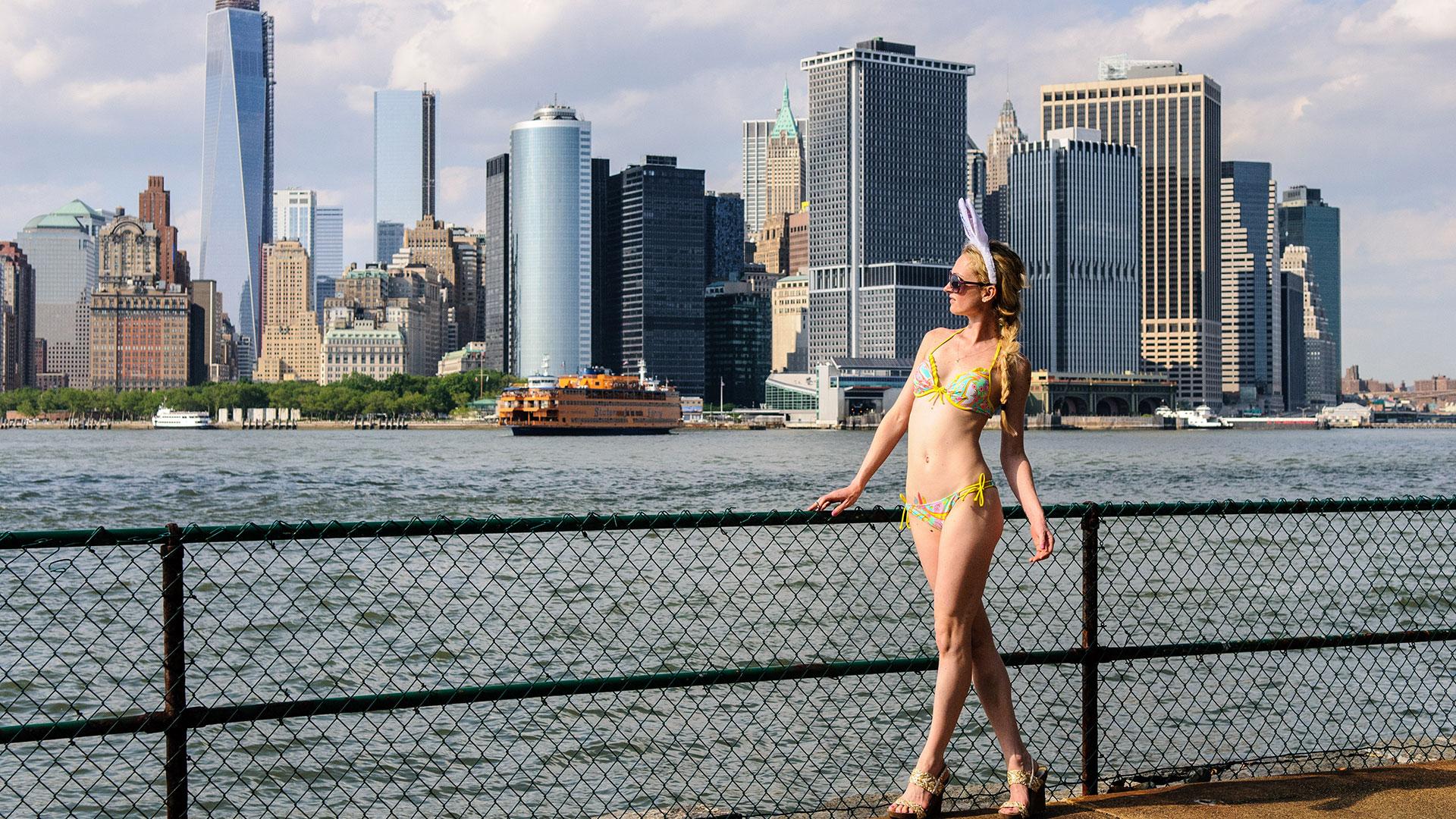 SuzyMae Govenors Island Bikini