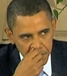 ObamaAtSummitDuringBarassoSpeaking