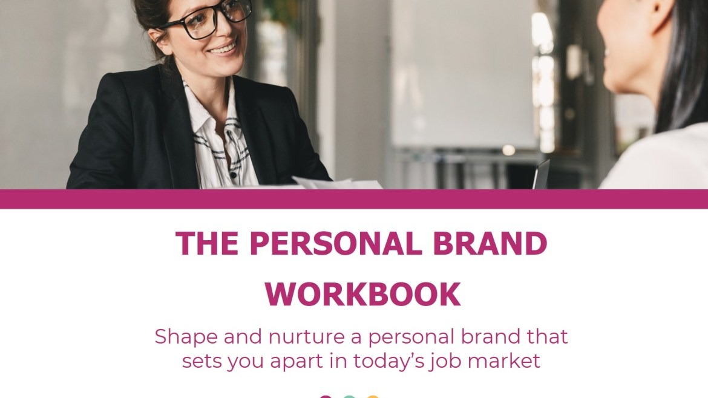 Personal branding workbook - Suzy Sallam Coaching