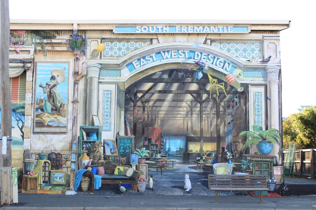 Best things to do in Fremantle - Fremantle street art