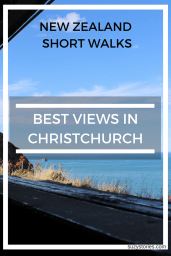 5 Best views in Christchurch New Zealand - lookouts in Lyttelton, Akaroa, and Port Hills with short walks and coastal drives