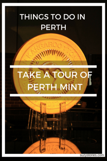 Best things to do in Perth, Western Australia - One day itinerary: visit Perth Mint for a historical and informative tour.