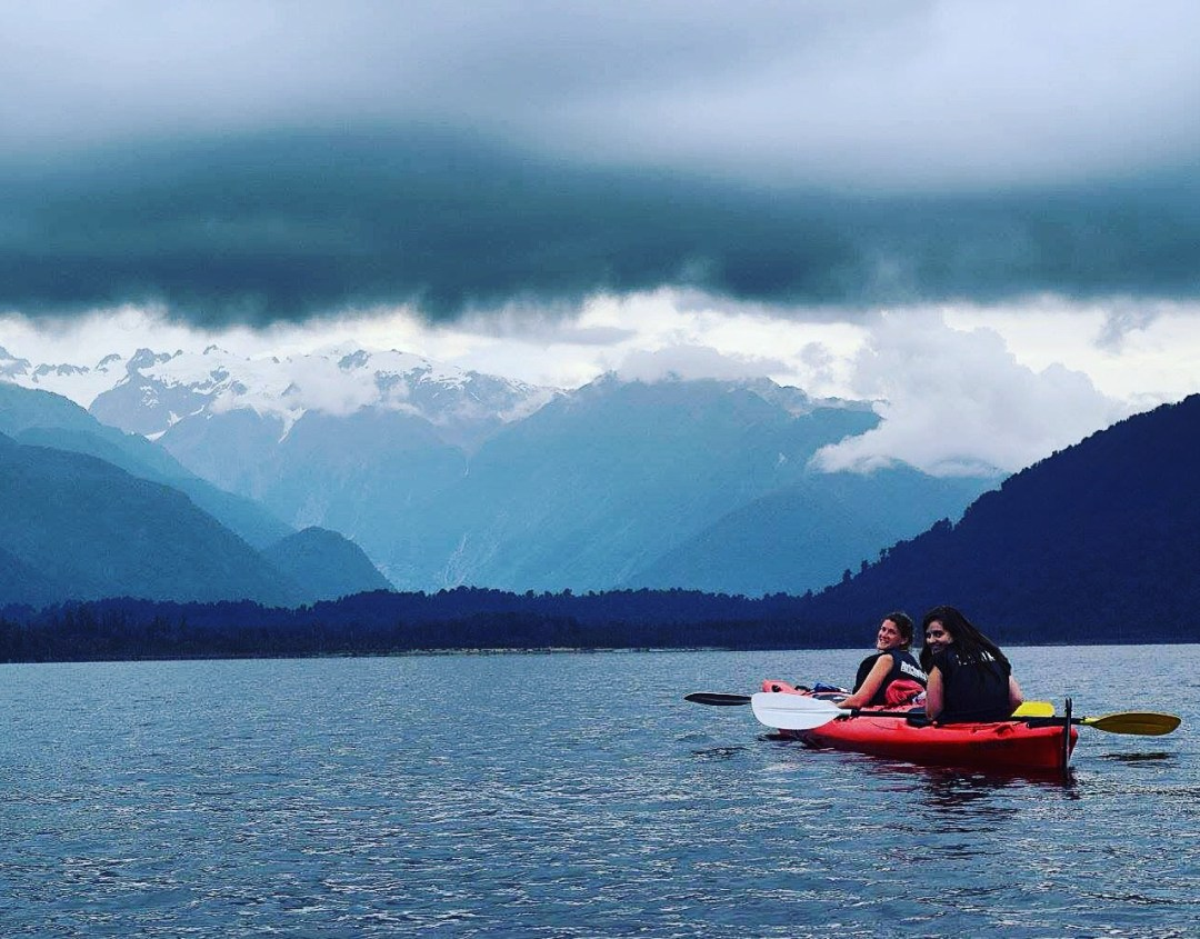 Best hostels in New Zealand - Franz Josef hostels
