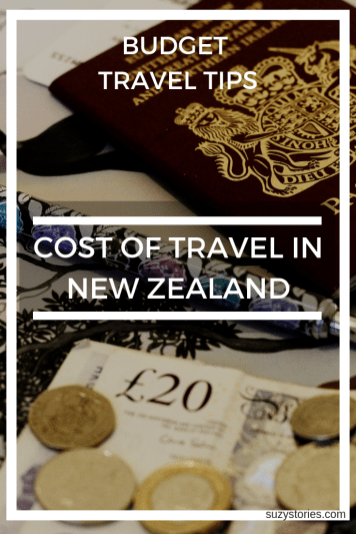cost of travel in nz pin