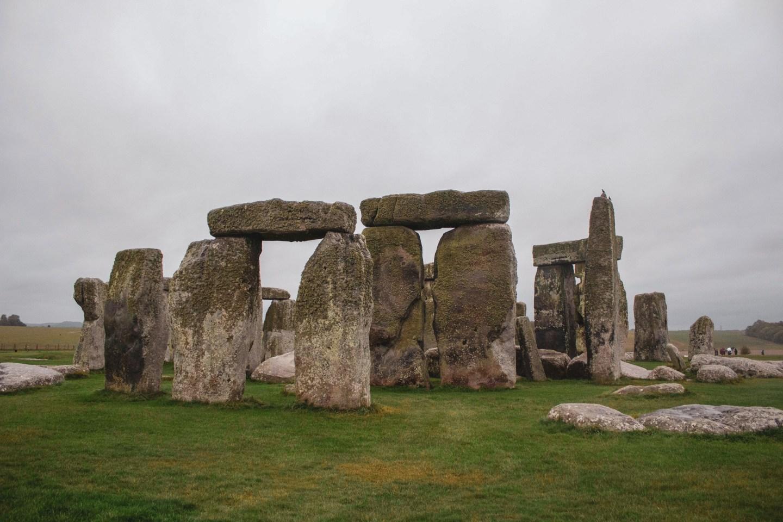 Alternative views of Stonehenge-2
