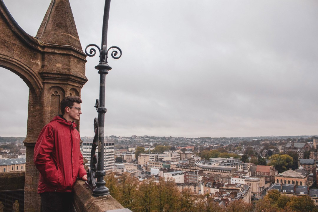 Visit Bristol In One Day Trip - Get to the top of Cabot Tower for beautiful views over Bristol city and the countryside