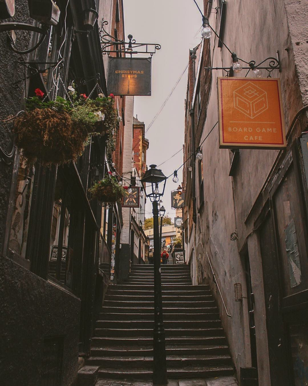 Visit Bristol In One Day Trip - Explore Bristol's harbourside, famous landmarks, and beautiful countryside for an immersive taste of history, world exploration, and engineering! Walk up Christmas Steps - one of the oldest streets in Bristol!