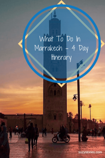 Looking for a short city break filled with beautiful sunny views, great markets, relaxing activities, and delicious food? Then Marrakech is your answer! Take a look at how much you can do in just 4 days plus time to spare, complete with an itinerary to inspire your trip!